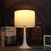 E27 Современный стол Лампа Eye-Care Night Light Bedroom Home Fashion Decor AC110V-240V