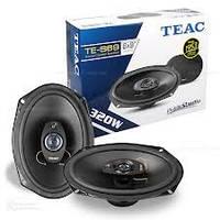 Автомобильная акустика TEAC TE-S69 овал, Коаксиальная