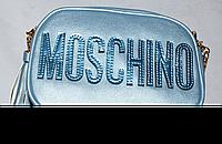 Жіночий клатч Moschino, сумка на плече, 1079