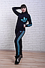 Костюм спортивный женский ( 2-х нитка;р-ры 44 - 52 )
