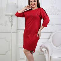 Платья красное