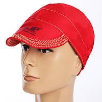 Универсальная эластичная сварочная огнезащитная ткань Шапка Защитная крышка головки-RED
