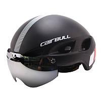 CAIRBULL Съемный Объектив Магнитные очки Велосипедный шлем Велосипед Helme Road Горный шлем с Очки