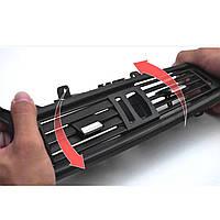Авто Передняя панель передней панели Центральная решетка радиатора для наружного воздуха для BMW 5 F10 F18