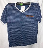 Футболка мужская батал ( р-ры XL - 4XL ), фото 1