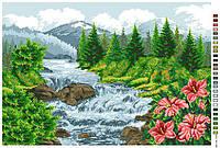 Схемы на канве А3-16-139 Природа