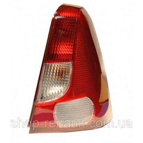 Ліхтар задній правий білий Logan F1 DEPO 551-1958R3LD-UE