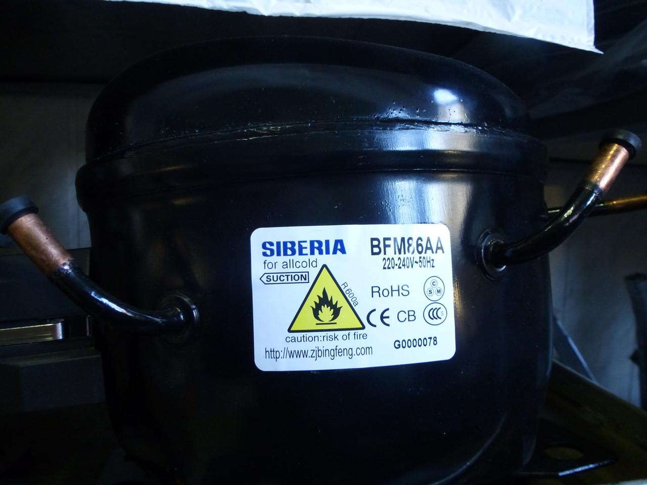 Компрессор SIBERIA BFM  10 AA  (168 W R 600)    ,