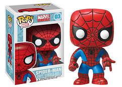 Фигурка Funko Pop Человек-паук Spider-Man # 03
