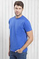 Футболка мужская 100% хлопок, все цвета, JHK T-shirt , Испания, однотонная, XS - 5XL
