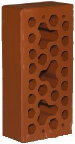 Коричневый Какао облицовочный кирпич СБК