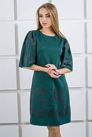 Платье женское Марлет (зеленый), фото 1