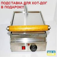 Гриль прижимной контактный СмакТех ГКЧ-01Р + подставка в подарок!