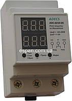 Устройство защиты однофазных электродвигателей насосов. ADECS ADC-0210-05