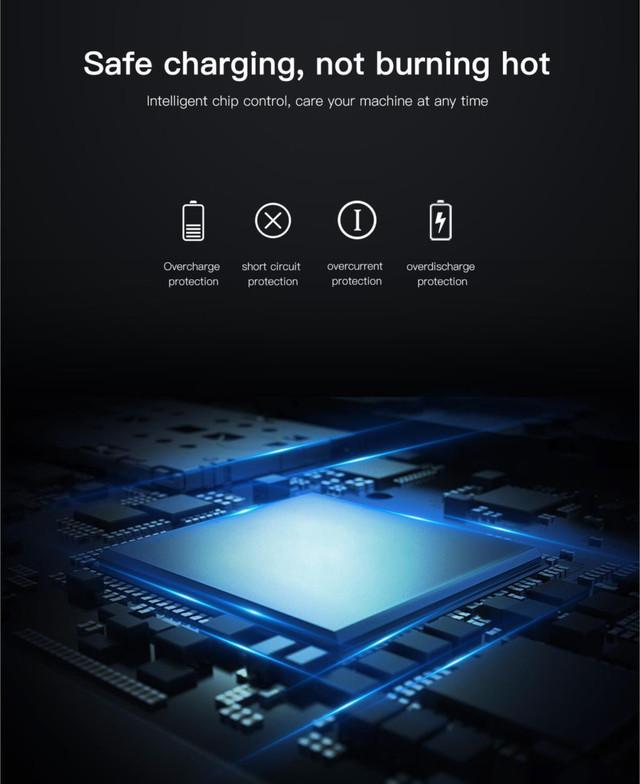 Беспроводное зарядное устройство Baseus Qi Multifunctional Wireless Charging Pad