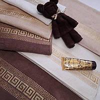 Банное большое полотенце производство Турция (Банний рушник виробництво Туреччина)