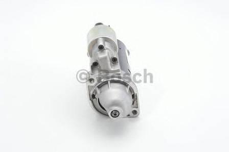 Стартер ГАЗ ГАЗЕЛЬ, дизель 12V 2,0KW (пр-во Bosch), фото 2