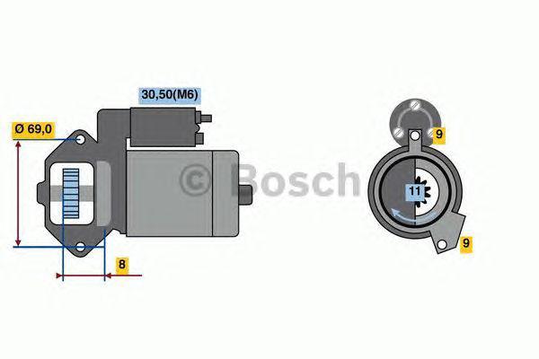 СТАРТЕР система старт-стоп BMW N47D20, N47D20, N57D30