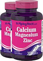 Комплекс CALCIUM MAGNESIUM ZINC 300 каплет