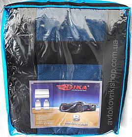 Авто чехлы B (синяя) COPER Nika