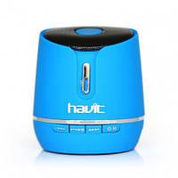 Портативная колонка HAVIT HV-SK521 Bluetooth Blue   40 шт/ящ