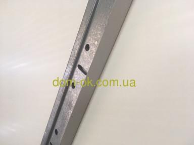 Профиль KRAFT Fortis  Т-15 белый, RAL 9003 Т-15, 1.2м