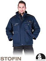 Куртка зимняя рабочая утепленная мехом Польша (одежда рабочая) LH-FINER GB