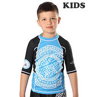 Рашгард дестский BERSERK for pankration APPROVED WPC KIDS blue