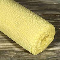 Креп-бумага  № А-14, плотность 100 г/м2 (Китай) 0,5м*2.5м