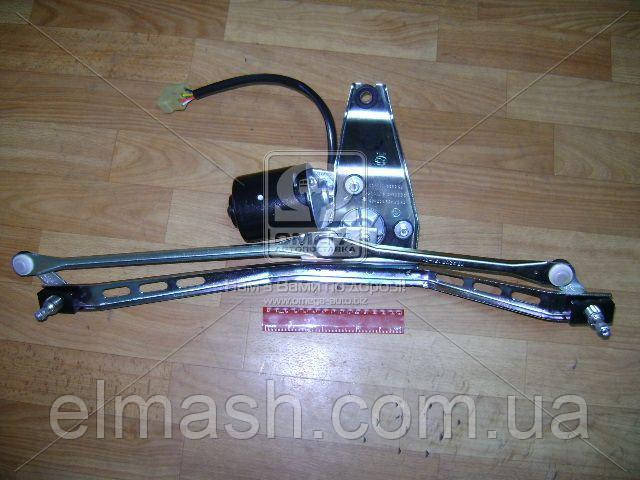 Стеклоочиститель (+моторедуктор 175.3730) ВАЗ 2108, 2110, 2115 (пр-во г.Калуга)
