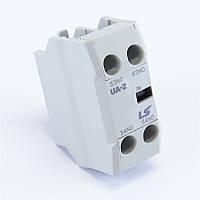 Блок додаткових контакторів UA-2 MC-6a-150a Metasol