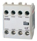 Блок додаткових контакторів UA-4 MC-6a-150a Metasol