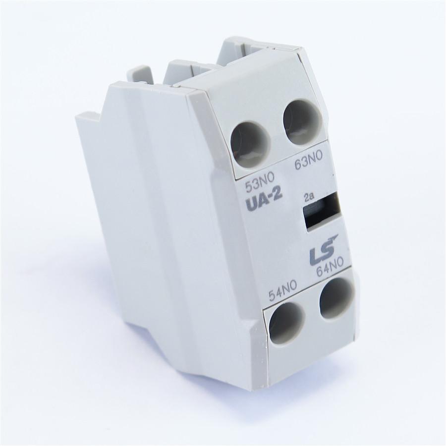 Блок додаткових контакторів AU-100 MC-185a-800a Metasol