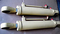 Цилиндры гидравлические поворота фронтального погрузчика L-34
