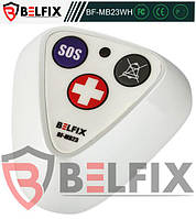 Многофункциональная Кнопка Вызова Медперсонала BELFIX-MB23WH, фото 1