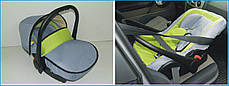 Многофункциональная коляска 3в1 VIKING, фото 3