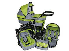Многофункциональная коляска 3в1 VIKING