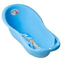 """Детская ванночка 102см  Tega """"Cars"""" синяя"""