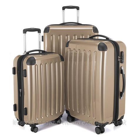 Набор чемоданов Hauptstadtkoffer Alex бронзовый, фото 2