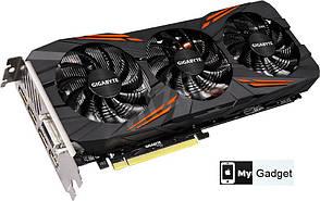 Видеокарта GIGABYTE Nvidia Geforce GTX 1080 Gaming 8GB GDDR5X (256bit) (1695/10010)