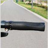 Гріпси велосипедні ергономічні чорні, фото 2