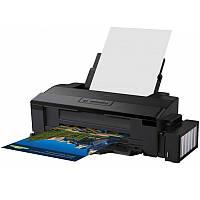 ✓Принтер EPSON L1800 (C11CD82402) для цветной и черно-белой печати текста фото струйный