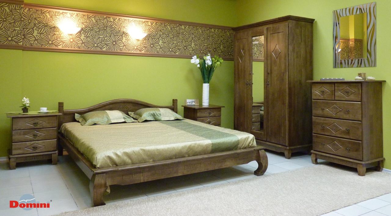 Спальня Жизель, дерево