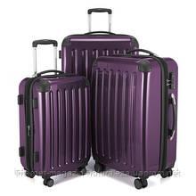 Набор чемоданов Hauptstadtkoffer Alex фиолетовый