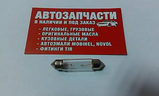 Лампа салона 41 мм 12V 5W вир-во Narva