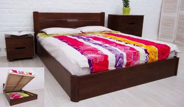 Кровать полуторная Айрис с подъемным механизмом