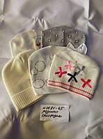 Детская шапка для девочки Разное (распродажа)