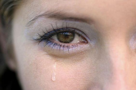 БАД НСП коли сльозяться очі. Малюнок 3.