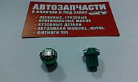 Патрон щитка приборов 12V диод зеленый