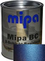 """33U Базовое покрытие """"металлик"""" Mipa """"Daewoo 33U Sports Blue"""" 1л"""